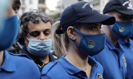 Γιώργος Καλλιακμάνης: Αυτόν που δεν αντιλαμβάνεται τη σοβαρότητα της κατάστασης θα τον κάνει η Αστυνομία να το καταλάβει;