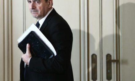 Απάντηση για την αστυνομική προστασία που είχε ο Φουρθιώτης δίνει την Παρασκευή στη Βουλή ο Χρυσοχοΐδης