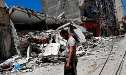Αίγυπτος και Σαουδική Αραβία ενώνουν τις φωνές τους για κατάπαυση του πυρός στη Λωρίδα της Γάζας