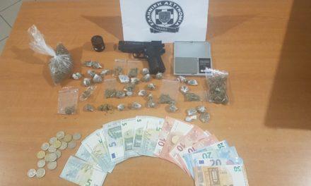 Συγχαρητήρια στους αστυνομικούς του Τμήματος Ασφαλείας Μαρκοπούλου Μεσογαίας