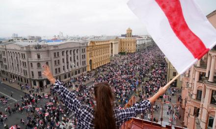 Έφηβος στη Λευκορωσία αυτοκτόνησε μετά από κατηγορίες για συμμετοχή σε αντικυβερνητικές διαδηλώσεις