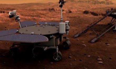 Προσεδάφισε ρομπότ στον πλανήτη Άρη