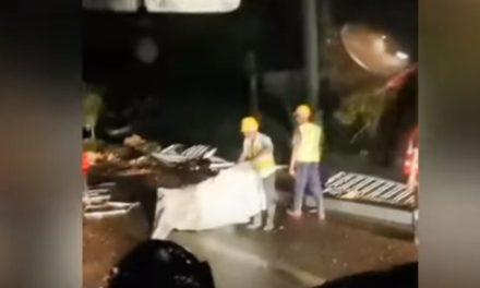 Τουλάχιστον δέκα νεκροί από δύο ανεμοστρόβιλους