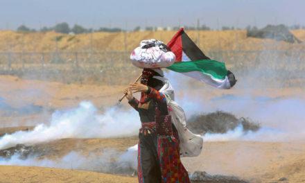 Ισραηλινοί στρατιώτες σκότωσαν έναν Παλαιστίνιο διαδηλωτή