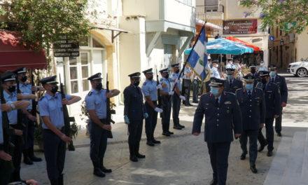 Φωτογραφίες: Σειρά επαφών για τον αρχηγό της ΕΛ.ΑΣ. Μιχάλη Καραμαλάκη στην Κρήτη