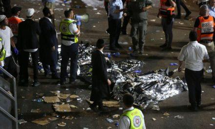 Στους 45 οι νεκροί από το ποδοπάτημα στο Όρος Μερόν