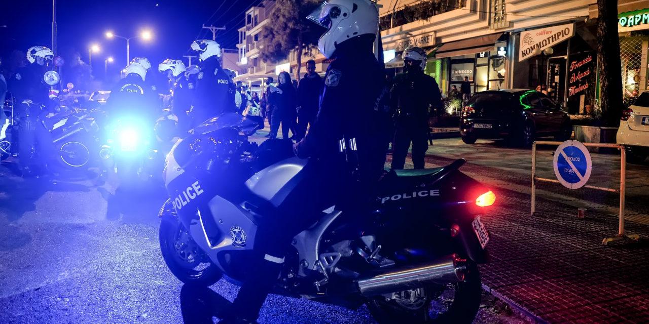 Το έγκλημα και η αστυνομία