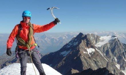 O 30χρονος αστυνομικός-ορειβάτης Φώτης Θεοχάρης ετοιμάζει βαλίτσες για Πακιστάν