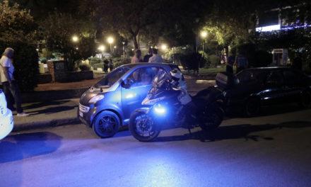 Τραυματίστηκε αστυνομικός σε τροχαίο   PoliceNET of Greece