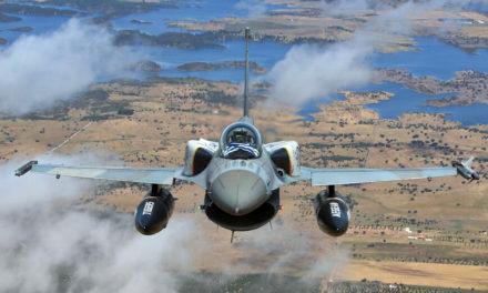 Συμμετοχή ελληνικών μαχητικών αεροσκαφών F-16 στην άσκηση – Εντυπωσιακές εικόνες