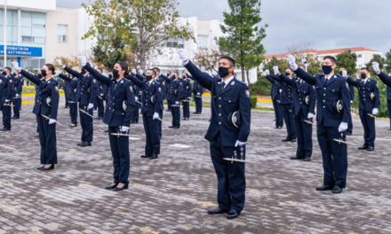 """Ανανεωτική Δράση: ¨Επαγγελματίες Αστυνομικοί σε ερασιτεχνικό περιβάλλον"""""""