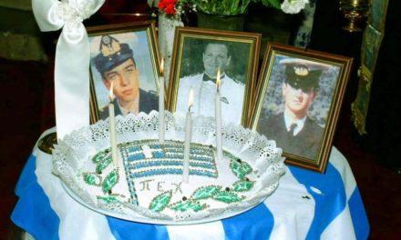 Ν. Παναγιωτόπουλος: Τα ονόματα των ηρώων των Ιμίων λαμβάνουν τρεις πυραυλάκατοι του Πολεμικού Ναυτικού