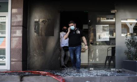Αντιεξουσιαστές της… γειτονιάς πίσω από την εμπρηστική επίθεση στα μαγαζιά της συζύγου του Νίκου Χαρδαλιά