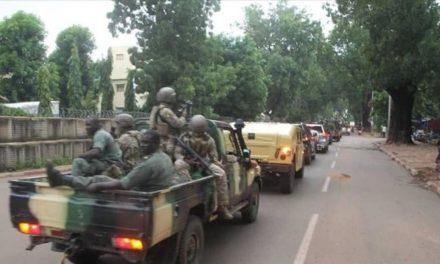 Πραξικόπημα σε εξέλιξη στο Μαλί