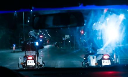 Αστυνομικοί της ομάδας Ζ έπιασαν διαρρήκτη σε χρόνο ρεκόρ