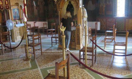 Η Εκκλησία με 81 Μητροπόλεις εξαπολύουν δικαστικά πυρά στο ΣτΕ κατά των μέτρων στους ναούς