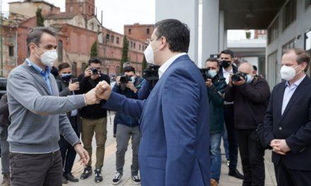 Μητσοτάκης: Η κυβέρνηση υλοποιεί τη δέσμευση της για στήριξη της μεσαίας τάξης
