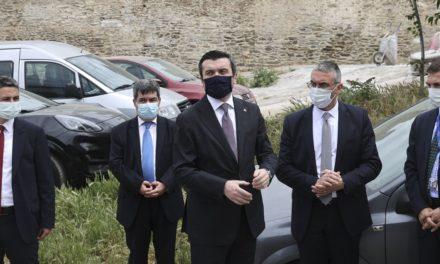 """Σε Θεσσαλονίκη, Θράκη ο υφ.Εξωτερικών της Τουρκίας- Βλέπει """"απαράδεκτες πιέσεις"""" στη μειονότητα"""