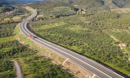 Νέα χάραξη στον οδικό άξονα Ολυμπία-Βυτίνα-Τρίπολη