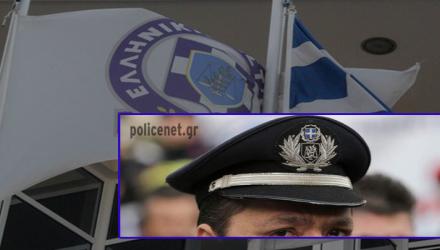 Υπαστυνόμος εμβόλισε και διέλυσε με βαριοπούλα το αυτοκίνητο Αστυνομικού Διευθυντή – ΦΩΤΟ