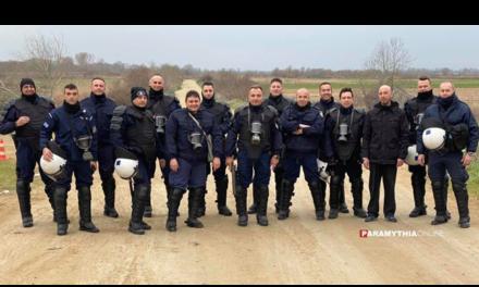 Στις πρώτες θέσεις στη χώρα στην αντιμετώπιση του οργανωμένου εγκλήματος οι αστυνομικοί της Θεσπρωτίας