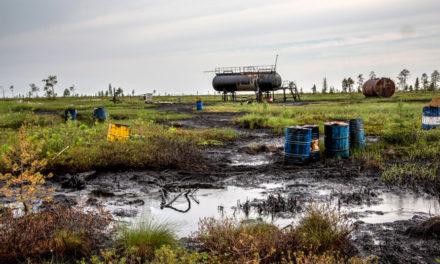 Έκρηξη σε αγωγό πετρελαίου προκάλεσε πετρελαιοκηλίδα σε έκταση 2.000 τ.μ. στη Ρωσία