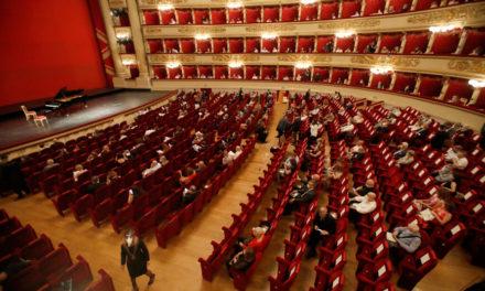 Ανοίγει και πάλι απόψε η Σκάλα του Μιλάνου μετά από 199 ημέρες «σιγής» λόγω κορονοϊού
