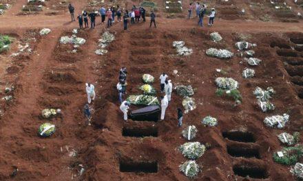 Ξεπέρασαν τους 470.000 οι θάνατοι από κορονοϊό
