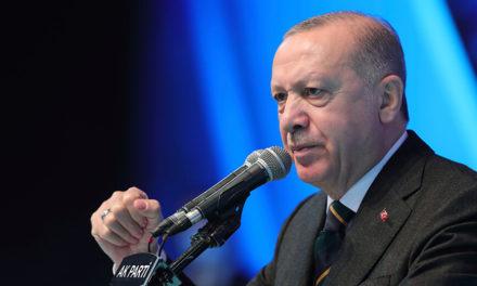 Τριπλή διοίκηση στην Ιερουσαλήμ οραματίζεται ο Ερντογάν – «Γράφετε ιστορία με αιματοβαμμένα χέρια» είπε για τον Μπάιντεν
