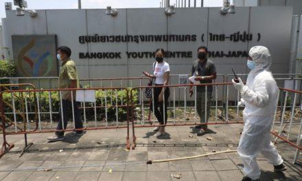 Επιταχύνεται ο εμβολιασμός για τον κορονοϊό στην Ταϊλάνδη