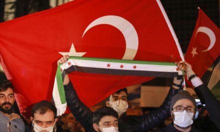 Διαδηλώσεις οργής σε Άγκυρα και Κωνσταντινούπολη εναντίον του Ισραήλ