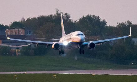 Η Λευκορωσία συγκροτεί επιτροπή για να ερευνήσει το περιστατικό με το αεροσκάφος της Ryanair