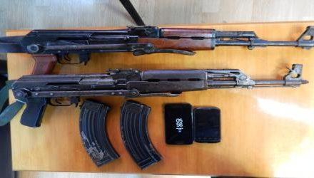 Δολοφονία επιχειρηματία στη Ζάκυνθο: Δύο τα Καλάσνικοφ στο καμμένο αυτοκίνητο των εκτελεστών