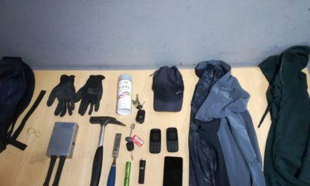 Αμεσοδρασίτες συνέλαβαν διαρρήκτες στη Φιλοθέη