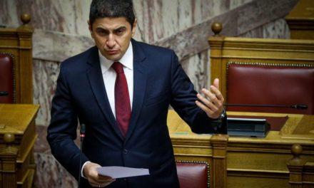 O Αυγενάκης έστειλε στον Εισαγγελέα καταγγελίες κατά της Εθνικής Αθλητικής Ομοσπονδίας ΑμεΑ
