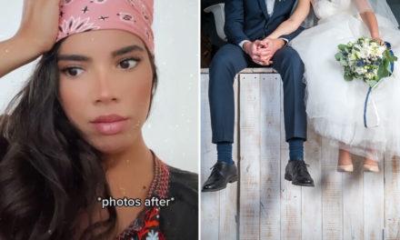 Σκηνοθέτησε τον γάμο της για να ζηλέψει ο πρώην – Θραύση κάνει το βίντεο 24χρονης στο TikTok