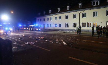 Ισχυρή έκρηξη στη Γερμανία – Αναφορές για πολλούς τραυματίες – ΦΩΤΟ
