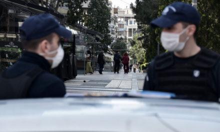 Διαρκείς έλεγχοι της ΕΛ.ΑΣ σε όλη τη χώρα για τα μέτρα αποφυγής της διάδοσης του κορονοϊού – Πρόστιμα και συλλήψεις