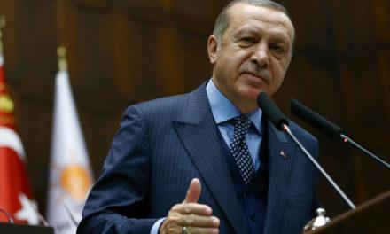 Αμερικανοί γερουσιαστές ζητούν το «μπλοκάρισμα» του Ερντογάν
