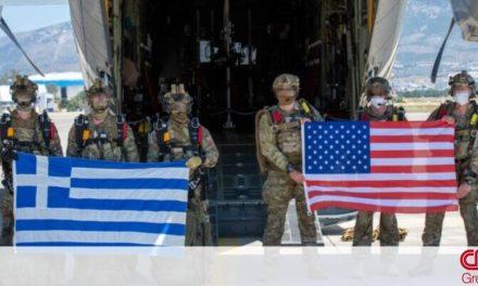 Stolen Cerberus: Διμερής άσκηση Ειδικών Επιχειρήσεων Ελλάδας – ΗΠΑ