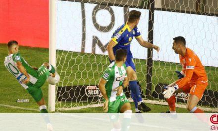Παναθηναϊκός-Αστέρας Τρίπολης 2-2: Aυτοκτονία του «τριφυλλιού»