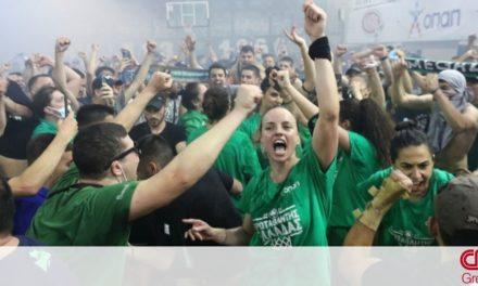 ΣΠΟΡ   Παναθηναϊκός: Πήρε «φωτιά» η Λεωφόρος για τις πρωταθλήτριες (pics&vids)