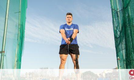 Χρήστος Φραντζεσκάκης: Από ένα χωράφι των Χανιών προετοιμάζεται για τους Ολυμπιακούς του Τόκιο