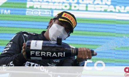 Formula 1: Την 99η νίκη του πανηγύρισε στη Βαρκελώνη ο Χάμιλτον