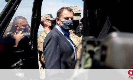 Παναγιωτόπουλος: Στρατηγική η σημασία του λιμένα Αλεξανδρούπολης – Άψογη η συνεργασία με ΗΠΑ