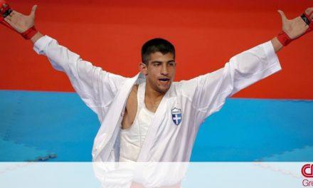 Ευρωπαϊκό πρωτάθλημα καράτε: Χρυσό μετάλλιο ο Διονύσης Ξένος