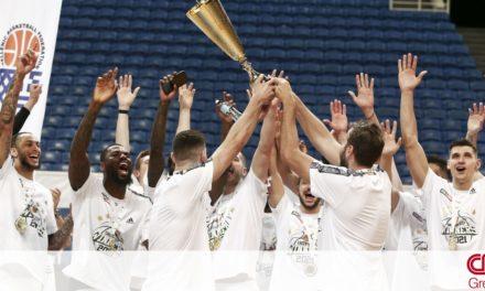 Κυπελλούχος Ελλάδας 2020-21 ο Παναθηναϊκός ΟΠΑΠ