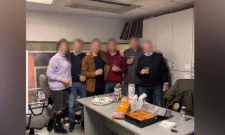 Παρέμβαση εισαγγελέα για το κορονοπάρτι στη ΓΑΔΑ