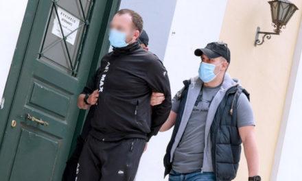 Στην ανακρίτρια ο Γεωργιανός για τη ληστεία στο Πικέρμι