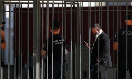 Γιάννης Λαγός: Εφτασε στην Ελλάδα για να εκτίσει την ποινή του στη φυλακή – BINTEO